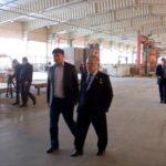 Мәжілісмен Бақытжан Ертаев Шымкенттегі «Зерде-керамик» зауытында болды