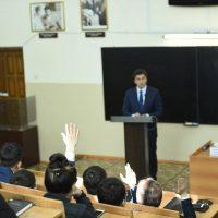 Шымкентте студенттер арасында инновациялық идеялар байқауы жарияланды