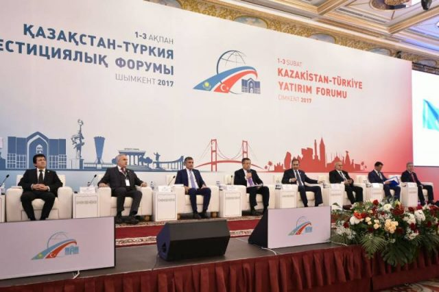 Оңтүстікте үш күндік қазақ-түрік инвестициялық форумы басталды