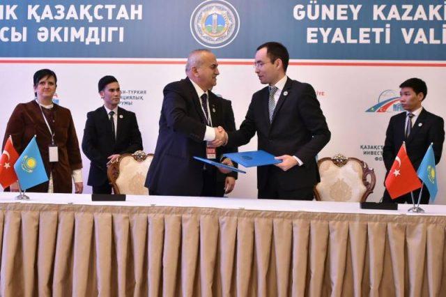 Қазақстан-Түркия форумында 5 меморандум түзілді