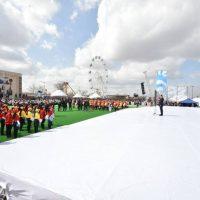 Түркістаннан басталған Наурыз Шымкентте жалғасты