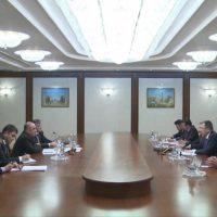 Оңтүстіктің әкімдері Өзбекстанға іс-сапармен барды