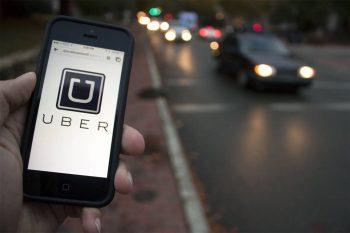 Uber Шымкентке келді