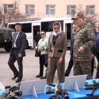 Дариға Назарбаева бастаған сенаторлар Оңтүстіктегі әскерилермен танысты