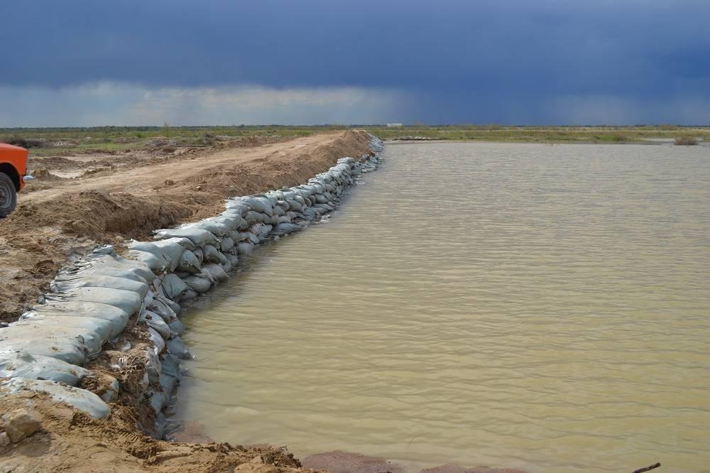 Оңтүстікте су тасуының алдын алу жұмыстары басталды