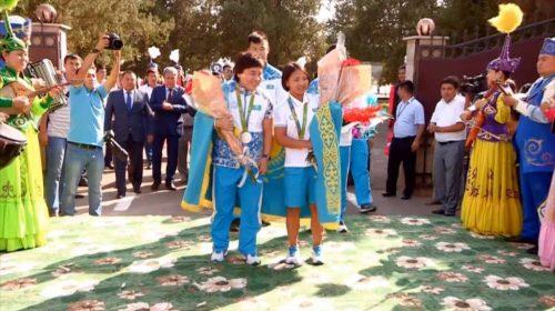 23 маусым - халықаралық Олимпиада күні