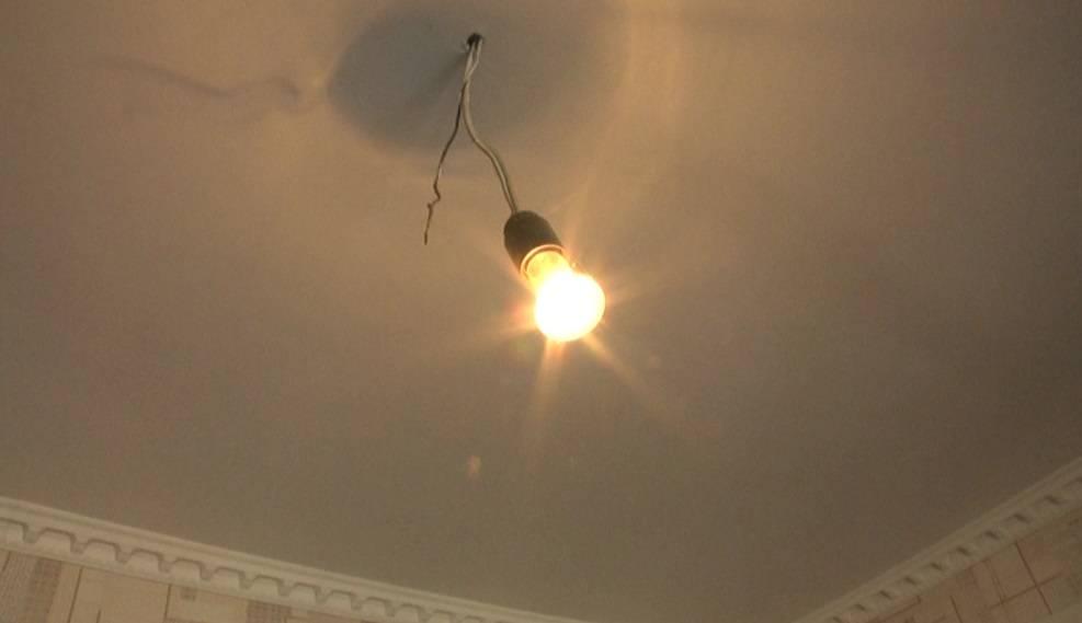 Құрсайлықтар электр жарығына жарымай отыр