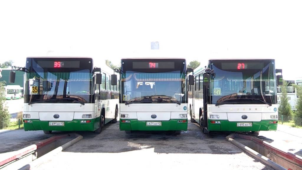 Green Bus компаниясы төл мерекелерін атап өтті