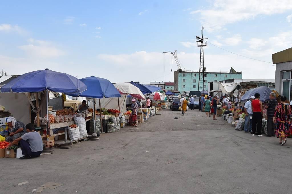 Шымкенттегі «Қазыбек» әмбебап базары қала сыртына көшіріледі