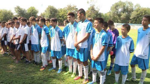 Жас футболшыларымыз Оңтүстік Кореяда чемпион атанды