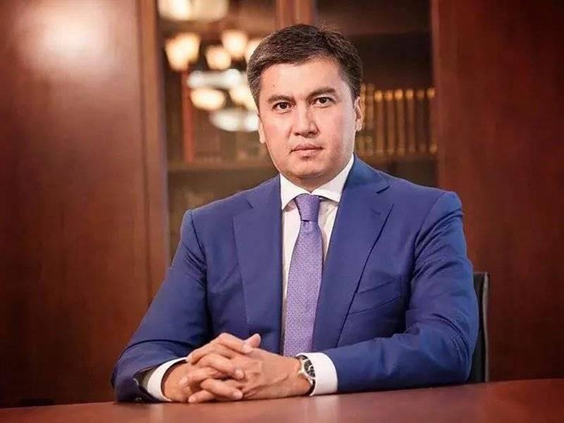 Ғабидолла Әбдірахымов - «Нұр Отан» партиясының хатшысы