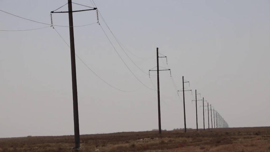 Отырар мен Түркістандағы негізгі электр желілері жаңартылды