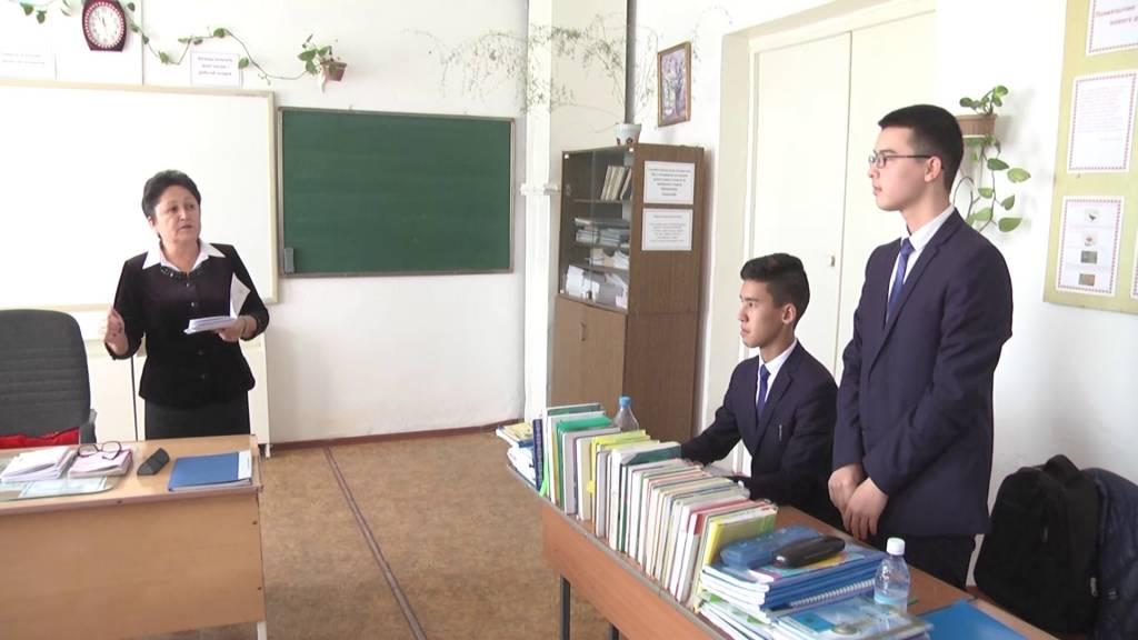Жетісайдағы Бауыржан Момышұлы мектеп-гимназиясы - Оңтүстіктің мақтанышы