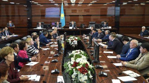 Ж.Түймебаев: Үкіметтік емес ұйымдар әлеуметтік кәсіпкерлікті арттыруға күш салуы тиіс