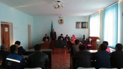 Оңтүстікке Павлодар облысынан үгіт-насихат тобы келді
