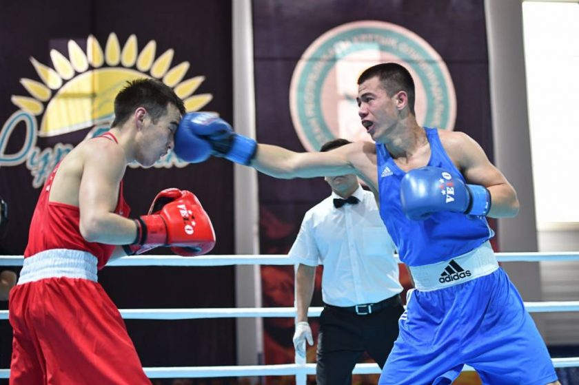 Оңтүстік бокс құрамасы Қазақстан чемпионатында 1-орын иеленді