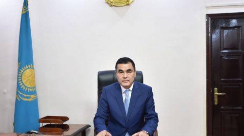 Түркістан қаласына жаңа әкім тағайындалды