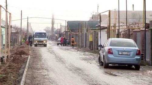 Таскеннен қала орталығы қатынау қиындап тұр