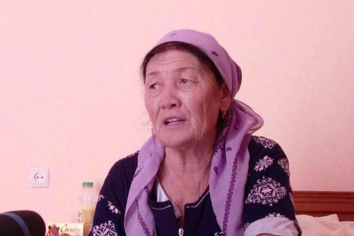 Рахия Оразбаева