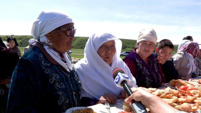 Көксәйек ауылдық округінің халқы Наурыз мейрамын табиғат аясында тойлады