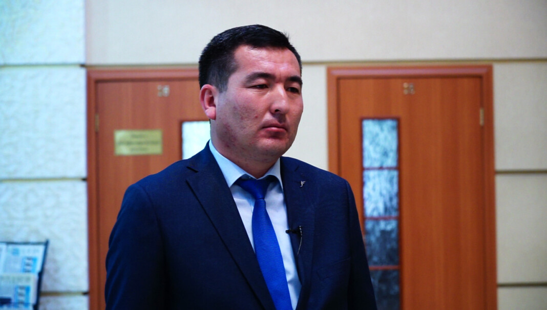 Әшірбек Әбдиев